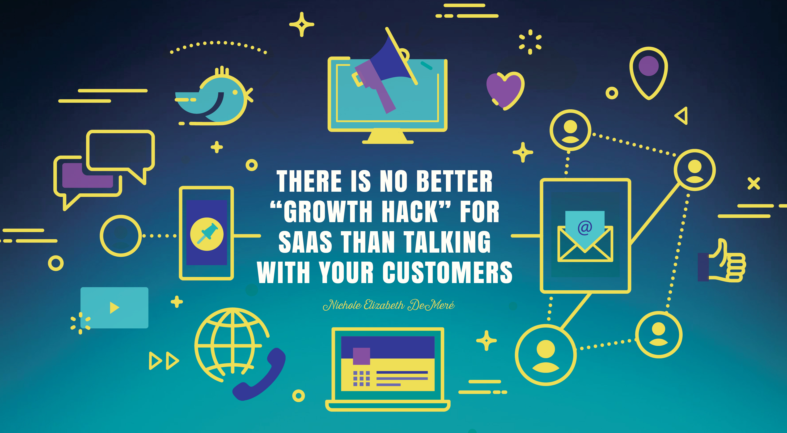 B2B SaaS Growth Hacks